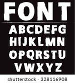 vector alphabet set   Shutterstock .eps vector #328116908