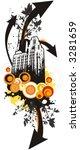 urban building vector... | Shutterstock .eps vector #3281659