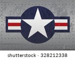 military national aircraft... | Shutterstock .eps vector #328212338