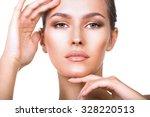 natural beauty woman | Shutterstock . vector #328220513