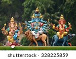 india hindu ganesh  ganesha ... | Shutterstock . vector #328225859
