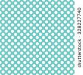 mint   white polka dot pattern  ...   Shutterstock .eps vector #328227740