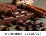 Tender Milk Chocolate And...