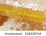 Honeycomb Macro Images