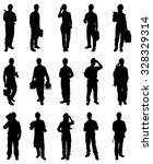 vector illustration of workers... | Shutterstock .eps vector #328329314