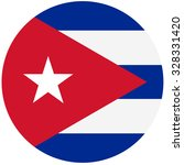 vector illustration of cuba... | Shutterstock .eps vector #328331420