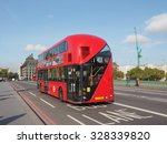 london  uk   september 28  2015 ... | Shutterstock . vector #328339820