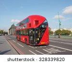london  uk   september 28  2015 ... | Shutterstock . vector #328339820