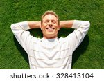 on the edge of happiness.... | Shutterstock . vector #328413104