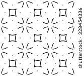 vector seamless pattern. modern ... | Shutterstock .eps vector #328454336