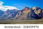 Red Rock  Canyon In Las Vegas ...