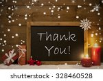 festive christmas card with... | Shutterstock . vector #328460528