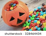 Candy Chocolate Halloween