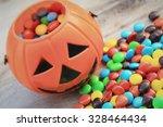 Candy Chocolate Halloween