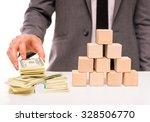 creative idea. young... | Shutterstock . vector #328506770