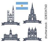 argentina. logo | Shutterstock .eps vector #328534760