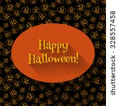 """happy halloween "" greeting... 