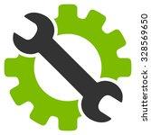 service tools vector icon....   Shutterstock .eps vector #328569650
