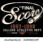 tee graphics college graphics...   Shutterstock .eps vector #328580249