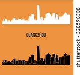 guangzhou  china | Shutterstock .eps vector #328596308