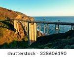 Bixby Bridge As The Famous...