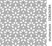 black and white  vector pattern   Shutterstock .eps vector #328626584