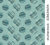 seamless pattern with circles... | Shutterstock . vector #328634654