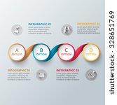 vector element for infographic. ... | Shutterstock .eps vector #328651769