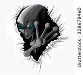 Aliens Striker Breaks Through ...
