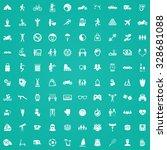 lifestyle 100 icons universal