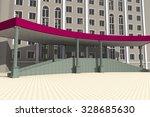 hospial emergency design porch | Shutterstock . vector #328685630