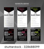 set tariffs banners for black...   Shutterstock .eps vector #328688099