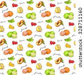 fruits pattern for your design... | Shutterstock .eps vector #328711160