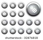 website and internet icons ... | Shutterstock .eps vector #32876818