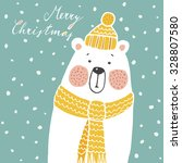 Cute Christmas Greeting Card ...