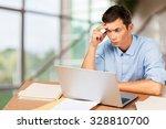 computer problems. | Shutterstock . vector #328810700