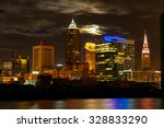 Downtown Cleveland  Ohio  From...
