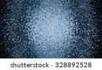 bright abstract mosaic blue... | Shutterstock . vector #328892528