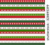 christmas stripe pattern... | Shutterstock .eps vector #328895399
