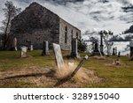 Old Abandoned Irish Cemetery...