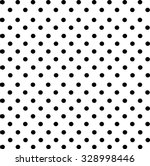 polka dot vector background