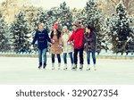 People  Winter  Friendship ...