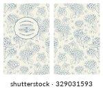 vintage label card. invitation...   Shutterstock .eps vector #329031593
