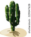 Mexican Cactus Chandelier Grow...