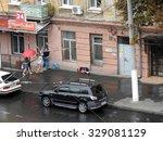 odessa  ukraine  17 october... | Shutterstock . vector #329081129