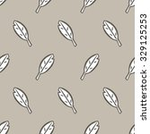 seamless pattern design with... | Shutterstock . vector #329125253