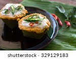 Steamed Fish With Curry Paste.
