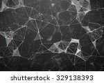 abstract particles background | Shutterstock . vector #329138393