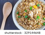 Healthy Food Fried Rice Chicke...