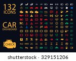 vector collection of car... | Shutterstock .eps vector #329151206